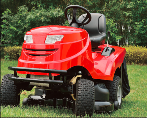 zero turn ride on lawn mower