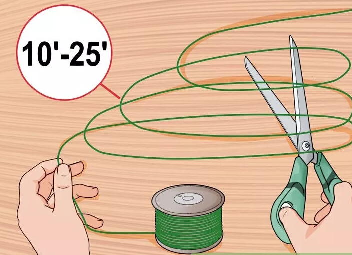 double line trimmer