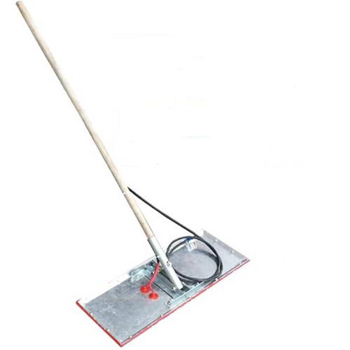 running track paving ironing board