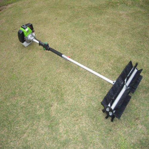 power broom sweeper
