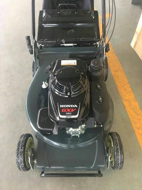 aluminum deck lawn mower