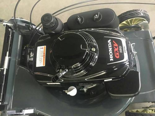 Honda GXV160 lawnmower