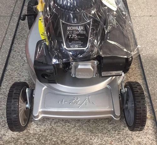 19'' Kohler 7.75hp lawn mower